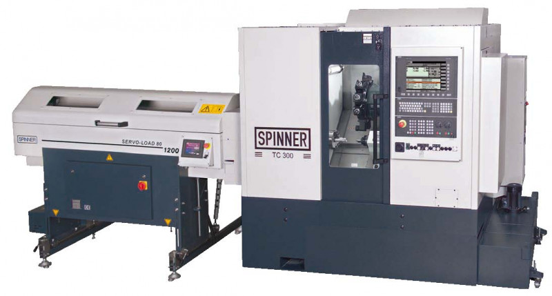 Spinner TC-300-52 SMCY BMT45