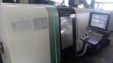 DMG CTX alpha 500 V6