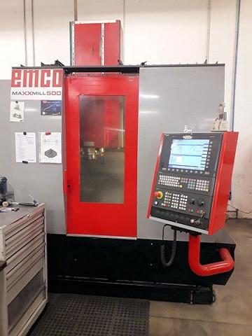 EMCO MAXXMILL 500