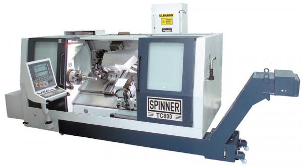 Spinner TC-800-110-L-MC VDI50