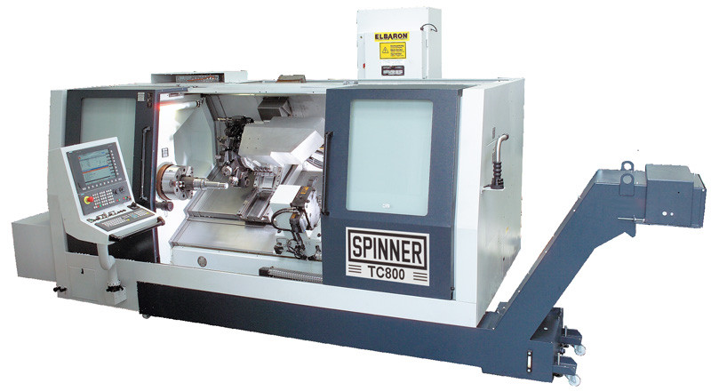 Spinner TC-800-110-L-MC VDI50