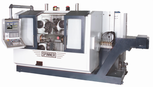 Spinner TTS-65-Triplex BMT45
