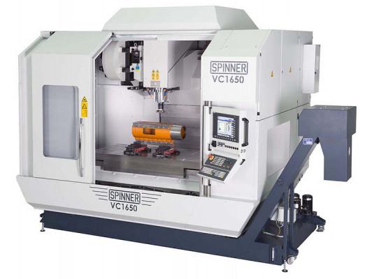 Spinner VC 1650-14-SK40